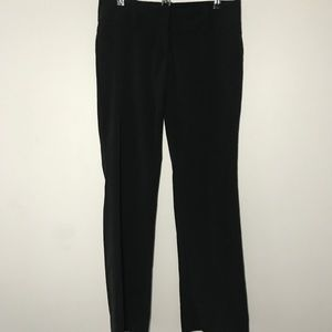 The Limited Black Pants Drew Fit Size 4